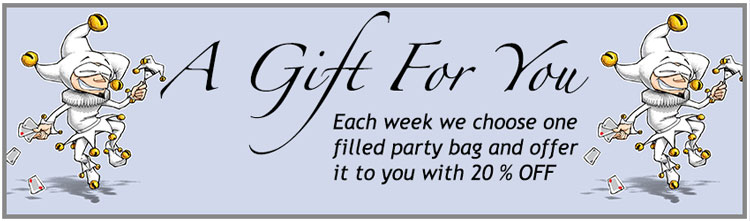 Kids Party Bag Special Offer